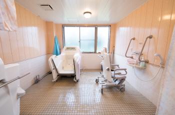 重介護度の方の為の特殊浴槽